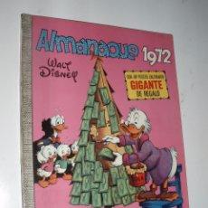 Tebeos: COMIC DUMBO ERSA 83 ALMANAQUE 1972. Lote 62472920