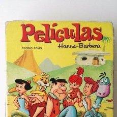 Tebeos: PELÍCULAS HANNA-BARBERA, TOMO DECIMO, COLECCIÓN JOVIAL. Lote 62621804