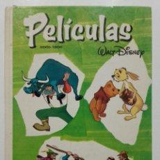 Tebeos: PELICULAS - SEXTO TOMO 6 - WALT DISNEY - COLECCION JOVIAL - ERSA. Lote 66759314
