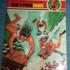 Tebeos: LAS AVENTURAS DE GEYPERMAN EDICIONES RECREATIVAS 1978 - - Nº 1. Lote 66782646
