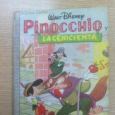 Tebeos: DUMBO #32 PINOCCHIO Y LA CENICIENTA (SEGUNDA EDICION). Lote 69861529