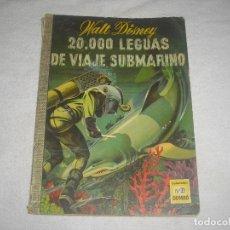 Tebeos: COLECCION DUMBO N° 33 .20.000 LEGUAS DE VIAJE SUBMARINO . 1968. Lote 70280957
