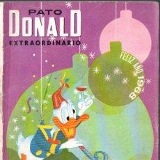 Tebeos: PATO DONALD EXTRAORDINARIO DICIEMBRE 1967. Lote 72232379