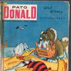 Tebeos: PATO DONALD EXTRAORDINARIO JULIO 1966. Lote 72233015