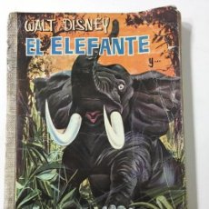 Tebeos: EL ELEFANTE WALT DISNEY E.R.S.A. 1968 COLECCION DUMBO Nº 40. Lote 73451187