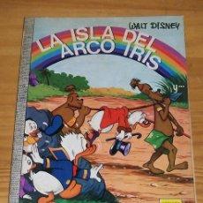 Tebeos: DUMBO 65 LA ISLA DEL ARCO IRIS . WALT DISNEY EDICIONES RECREATIVAS ERSA . Lote 73519303