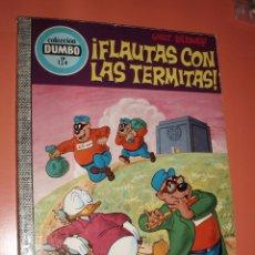 Tebeos: COMIC DUMBO ERSA Nº 124 FLAUTAS CON LAS TERMITAS. Lote 75978631