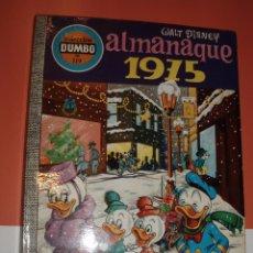 Tebeos: DUMBO Nº 119 COMIC ERSA ALMANQUE 1975 WALT DISNEY. Lote 57660177