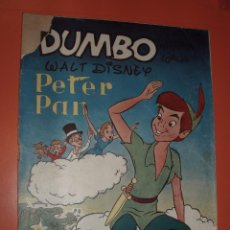 Tebeos: COMIC DUMBO ERSA Nº 136 PETER PAN DISNEY. Lote 76479075