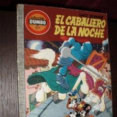 Tebeos: DUMBO ERSA Nº 137 EL CABALLERO DE LA NOCHE COMIC DISNEY. Lote 26493751