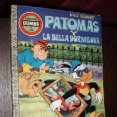 Tebeos: COMIC DUMBO ERSA 136 PATOMAS Y LA BELLA DORMILONA. Lote 80066921
