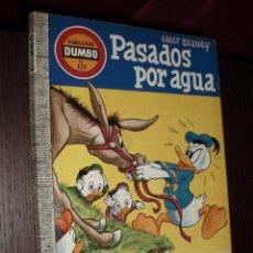 Tebeos: COMIC DUMBO ERSA Nº 121 PASADOS POR AGUA MUY BUEN ESTADO. Lote 80067189