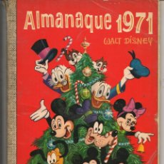 Tebeos: COLECCIÓN DUMBO. Nº 71. ALMANAQUE 1971. WALT DISNEY. EDICIONES RECREATIVAS. (ST/). Lote 82535732