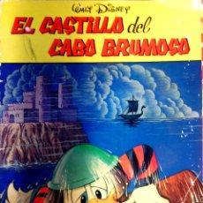 Tebeos: COL. CUCAÑA Nº 14 EL CASTILLO DEL CABO BRUMOSO. ERSA 1977. WALT DISNEY. DIFÍCIL!!!! . Lote 82545884