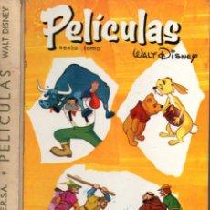 Tebeos: PELÍCULAS WALT DISNEY JOVIAL Nº VI (ERSA, 1967) PRIMERA EDICIÓN. Lote 83543028