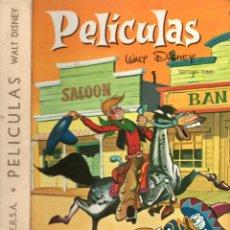 Tebeos: PELÍCULAS WALT DISNEY JOVIAL Nº VII (ERSA, 1967) PRIMERA EDICIÓN. Lote 83543304