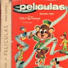 Tebeos: PELÍCULAS WALT DISNEY JOVIAL Nº II (ERSA, 1964) SEGUNDA EDICIÓN. Lote 83543400