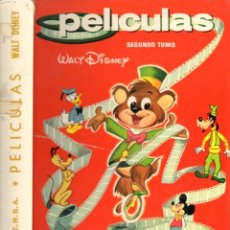 Tebeos: PELÍCULAS WALT DISNEY JOVIAL Nº II (ERSA, 1975). Lote 83543920