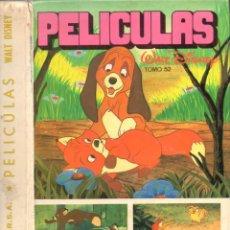 Tebeos: PELÍCULAS WALT DISNEY JOVIAL Nº 52 (ERSA, 1981). Lote 83544224