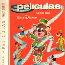 Tebeos: PELÍCULAS WALT DISNEY JOVIAL Nº 2 (ERSA, 1985) COMO NUEVO. Lote 83544564