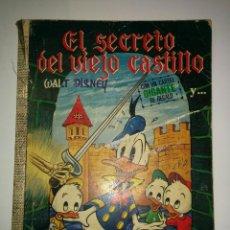 Tebeos: EL SECRETO DEL VIEJO CASTILLO 1972 WALT DISNEY COLECCIÓN DUMBO Nº 68 ERSA SIN CARTEL . Lote 84987256