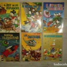 Tebeos: LOTE DE COMICS DUMBO Y UN ALMANAQUE DE ERSA AÑOS 60S VER NUMEROS. Lote 85456156