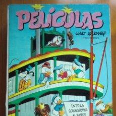 Tebeos: TEBEO CÓMIC PELÍCULAS DE WALT DISNEY TOMO XXII (1973) DE EDICIONES RECREATIVAS ERSA. BUEN ESTADO. Lote 87674740