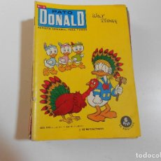Tebeos: PATO DONALD Nº 21. Lote 88878872