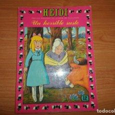 Tebeos: HEIDI Nº 12 EDICIONES RECREATIVAS ERSA 1975 . Lote 89406852