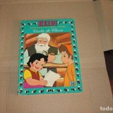 Tebeos: HEIDI Nº 10, EDITORIAL ERSA. Lote 89441528