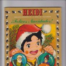 Tebeos: HEIDI Nº 16. ERSA 1976.. Lote 90331720
