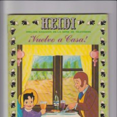 Tebeos: HEIDI Nº 9. ERSA 1976.. Lote 90332076