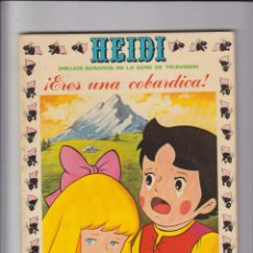 Tebeos: HEIDI Nº 13. ERSA 1976.. Lote 90332356