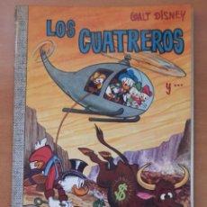 Tebeos: COLECCION DUMBO Nº 31 . LOS CUATREROS. AÑO 1968. EDICIONES ERSA. WALT DISNEY. Lote 91482470