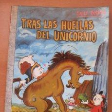 Tebeos: COLECCION DUMBO Nº 44. TRAS LAS HUELLAS DEL UNICORNIO. AÑO 1968. EDICIONES ERSA. WALT DISNEY. Lote 91482895