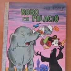 Tebeos: COLECCION DUMBO Nº 47 . ROBO EN PALACIO. AÑO 1969. EDICIONES ERSA. WALT DISNEY. Lote 91483220