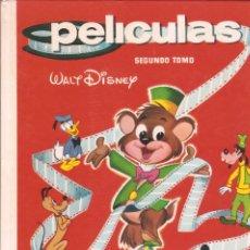 Tebeos: PELICULAS WALT DISNEY - TOMO 2 - COLECCIÓN JOVIAL - EDICIONES RECREATIVAS (ERSA), 1985.. Lote 92904115