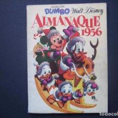 Tebeos: DUMBO ALMANAQUE Nº12 ( EDICIONES RECREATIVAS,1956 ). Lote 94240740