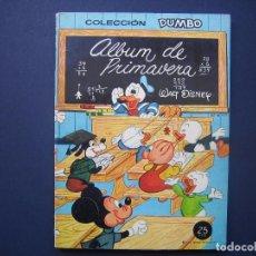 Tebeos: DUMBO ALBUM Nº31 ( EDICIONES RECREATIVAS ,1962 ). Lote 94241420