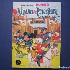 Tebeos: DUMBO ALBUM Nº28 ( EDICIONES RECREATIVAS ,1961). Lote 94241775
