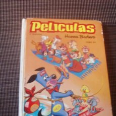 Tebeos: PELÍCULAS WALT DISNEY JOVIAL Nº XII HANNA BARBERA (ERSA, 1971).2ªEDICION.. Lote 94260775