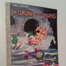 Tebeos: COMIC COLECCION DUMBO ERSA Nº 86 LA CORONA DE LOS MAYAS. Lote 95658219