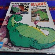 Tebeos: CUCAÑA Nº 23 PEDRO Y EL DRAGÓN ELLIOT. ERSA 1978. 150 PTS. WALT DISNEY. REGALO Nº 3 PETER PAN.. Lote 95991891