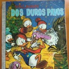 Tebeos: TEBEO CÓMIC DOS DUROS PAVOS DE WALT DISNEY (1970) EDICIONES RECREATIVAS ERSA. COLECCIÓN DUMBO Nº 16. Lote 96799343