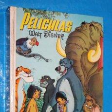 Livros de Banda Desenhada: PELICULAS, WALT DISNEY, TOMO VIII, OCTAVO, COLECCION JOVIAL, ERSA 1979. Lote 97202387
