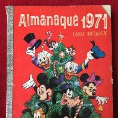 Tebeos: COLECCION DUMBO. ALMANAQUE 1971.. Lote 98057167