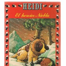 Tebeos: HEIDI. Nº 18. EL HERÓICO NIEBLA. EDICIONES RECREATIVA 1976. (B/59). Lote 98369699