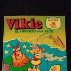Tebeos: VIKIE EL VIKINGO EL HECHIZO DEL ALCE EL ESTADO ES BUENO . Lote 98532047