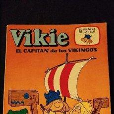 Tebeos: VIKIE EL VIKINGO EL CAPITAN DE LOS VIKINGOS Nº 1 EL ESTADO ES BUENO . Lote 98532287
