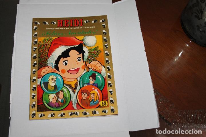 HEIDI Nº 16, EDITORIAL ERSA (Tebeos y Comics - Ersa)